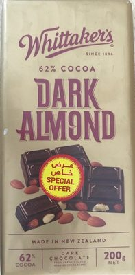 Dark Almond - Produit