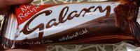 Galaxy Chocolate cake - Produit - fr
