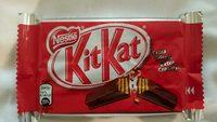 Nestle Kitkat 4 Fingers Chocolate - Product