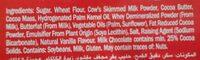 Nestle Kitkat 4 Fingers Chocolate - Ingrediënten