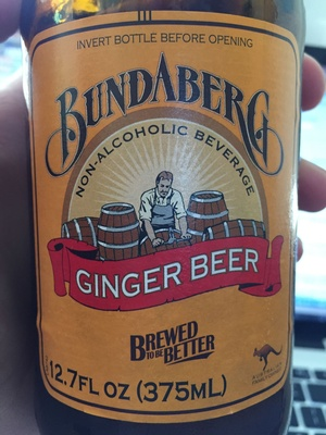 Bundaberg ginger beer - Product