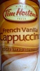 French Vanilla Cappuccino - Product