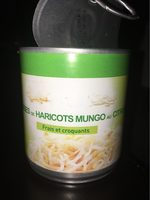 Pousses de haricots mungo au citron - Produit - fr