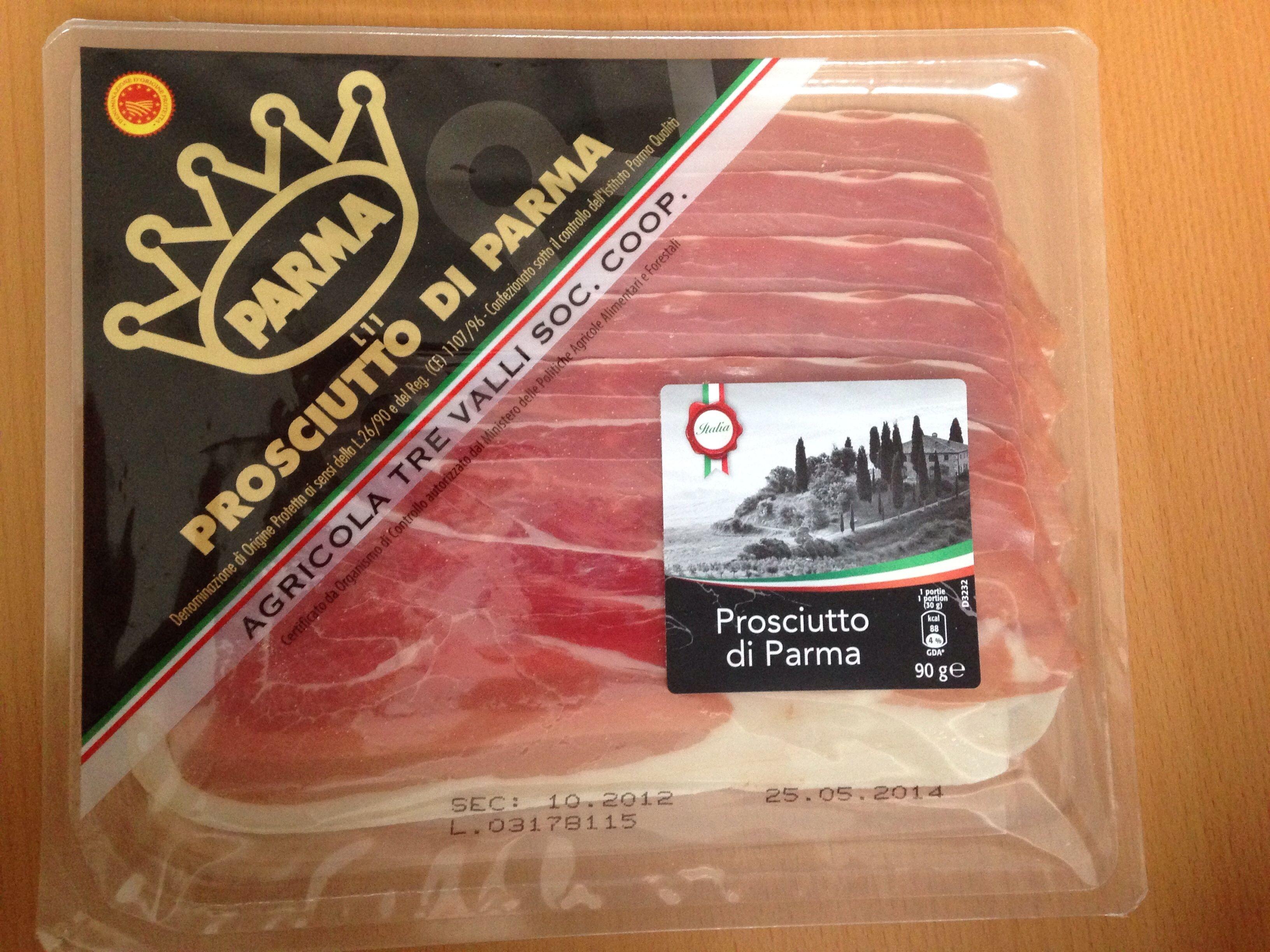 Prosciutto di Parma - Product - en
