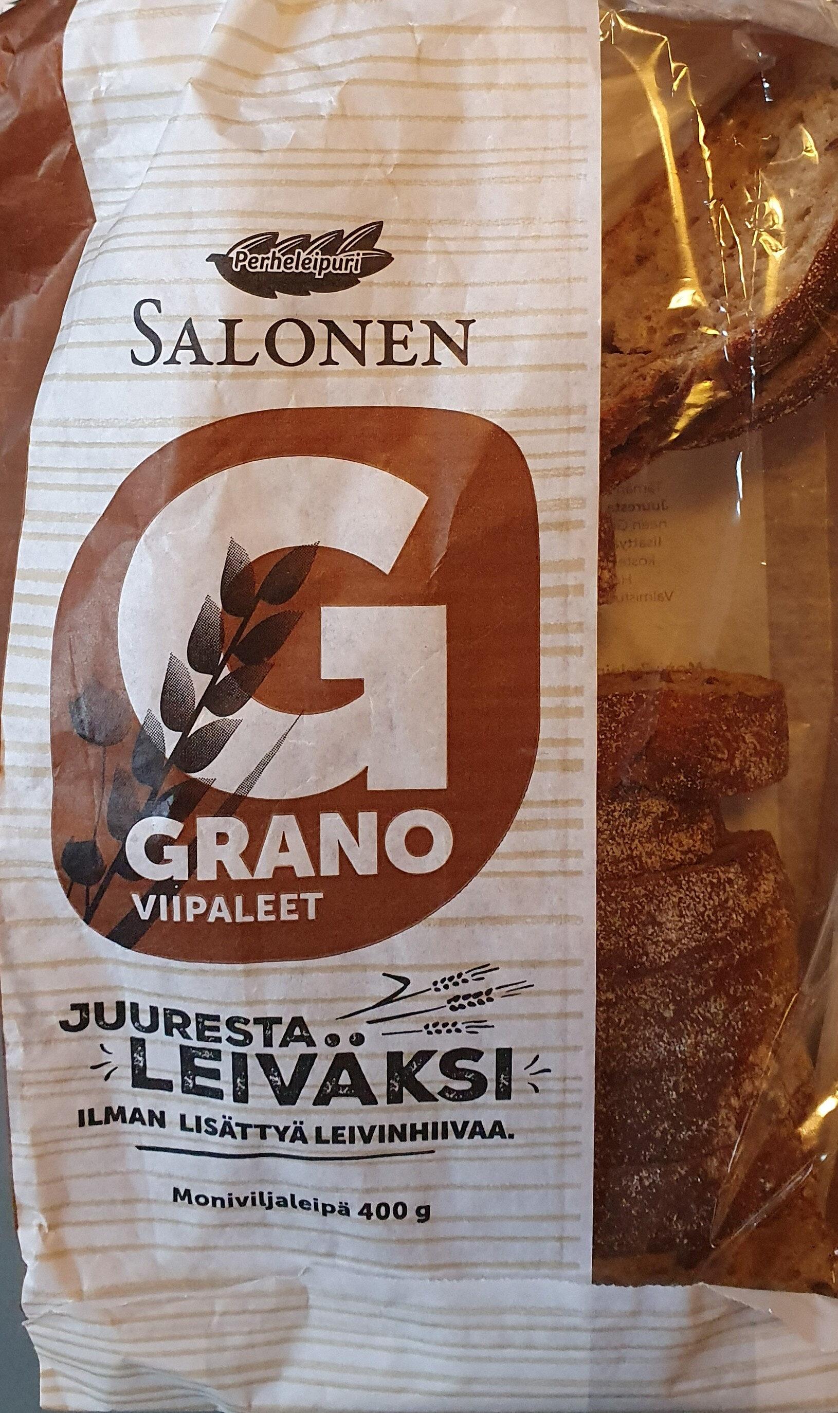 Grano viipaleet - Produit - fi