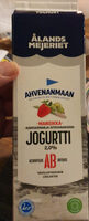 Karviaismarja-Sitruunaruoho-Jogurtti - Produit - fi