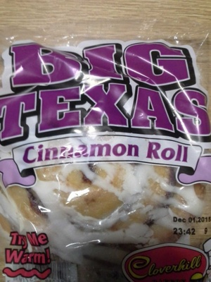 Cinnamon roll - Product - en