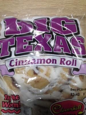 Cinnamon roll - Produit
