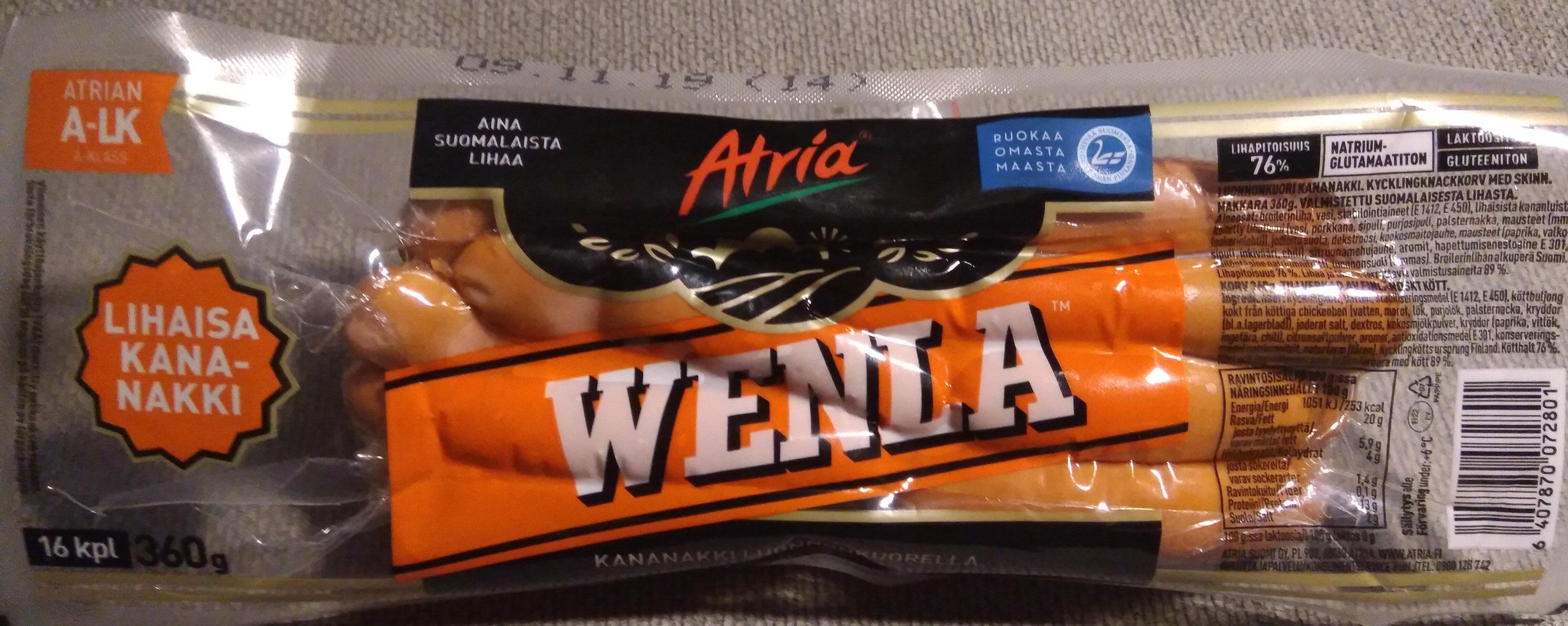 Wenla - Product