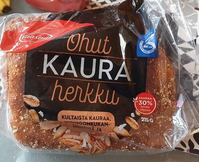 Ohut Kauraherkku - Produit