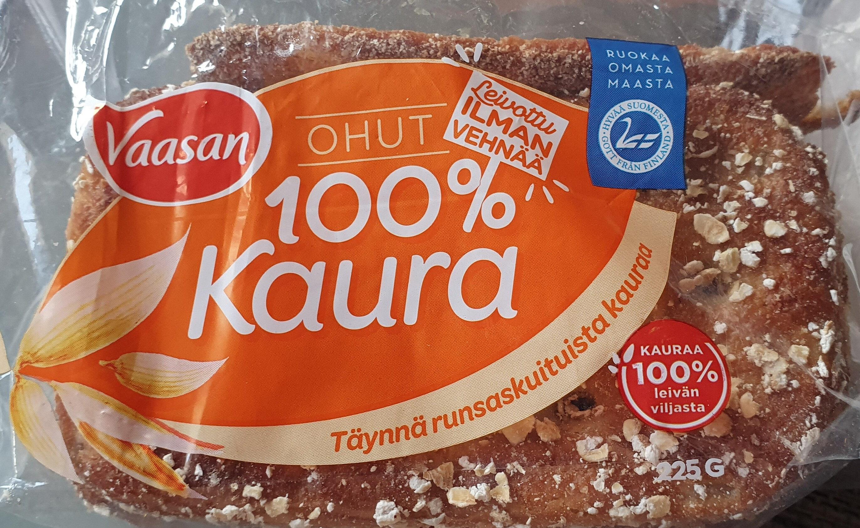 Ohut 100% Kaura - Produit - fi