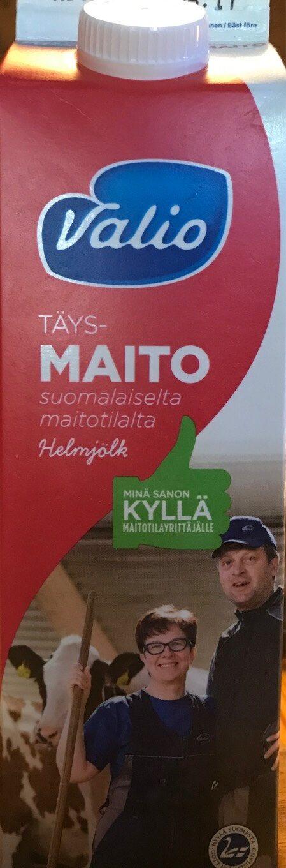 Täysmaito - Produit