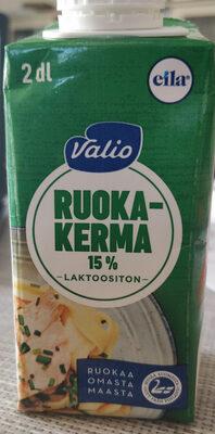 Ruokakerma 15% laktoositon - Product
