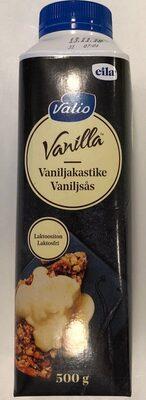 Vanilla Vaniljakastike - Product