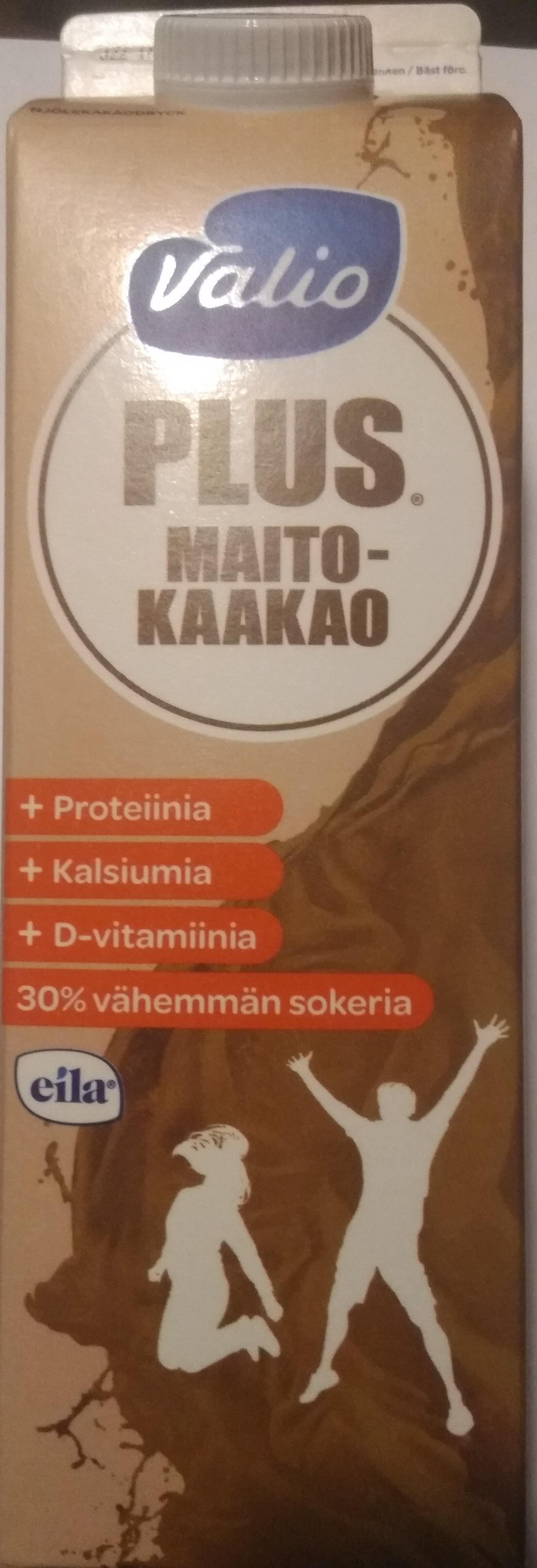 Plus maitokaakaojuoma - Produkt