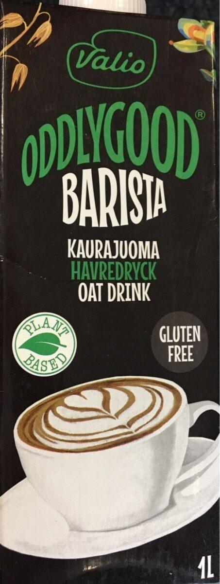Oddlygood Barista Kaurajuoma - Tuote - fi