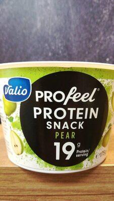 Protein Snack de pera