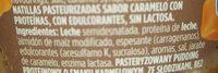 PROfeel PROTEIN PUDDING CARAMEL - Ingredientes - es