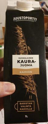 Suomalainen Kaurajuoma Kahviin - Produit - fi