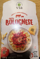 Pasta bolognaise - Product - fi