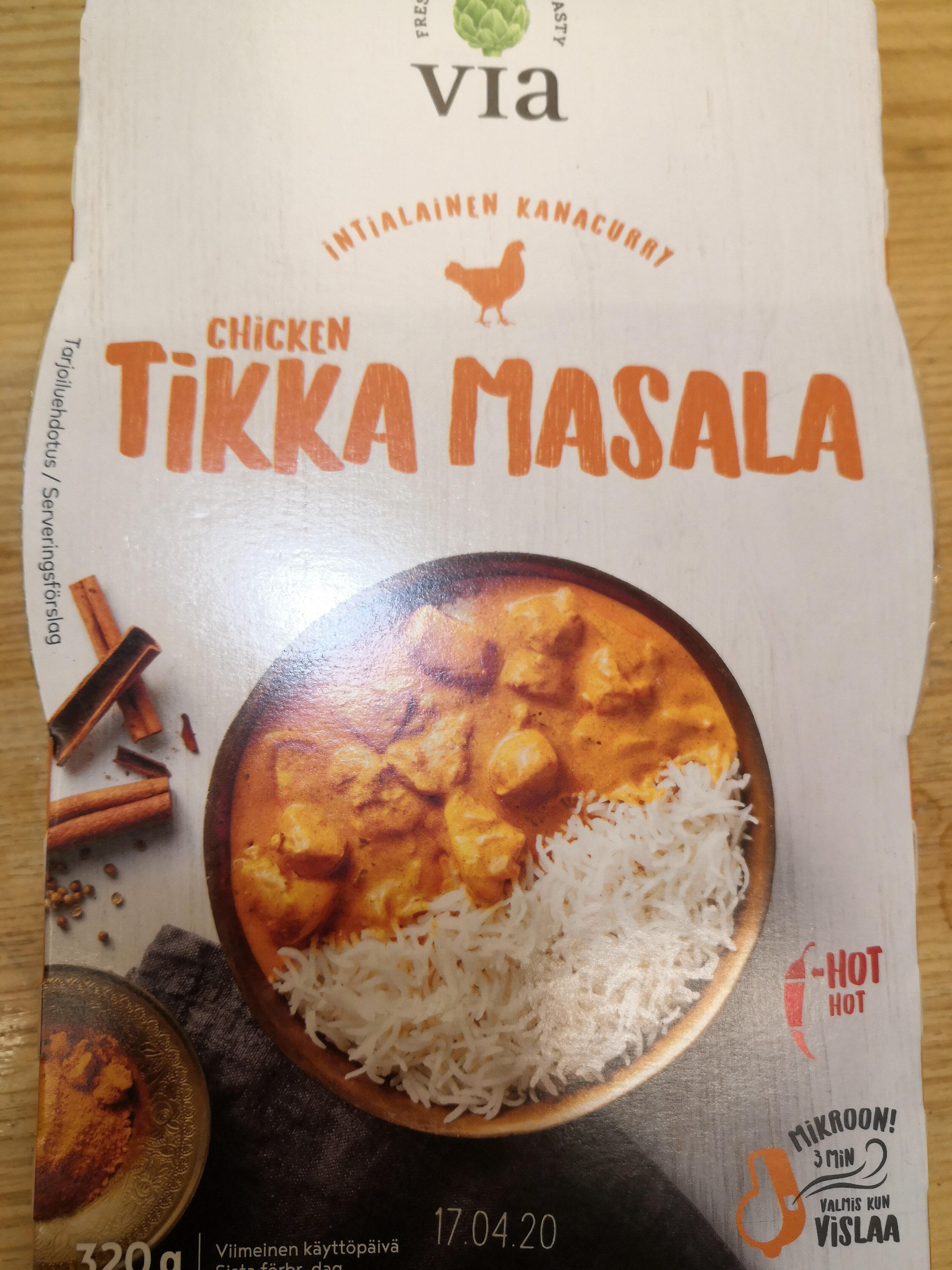Chicken tikka masala - Product - fi
