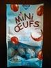 Mini Œufs - Chocolat au Lait fourré Lait et Noisettes - Product