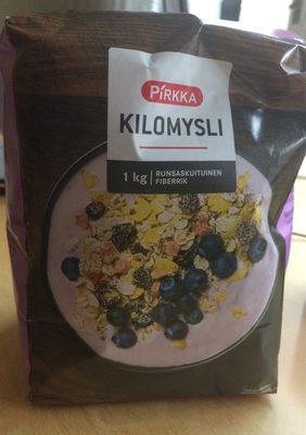 Kilomysli - Produit