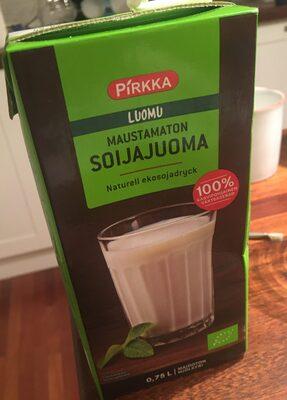 Maustamaton soijajuoma - Product - fi