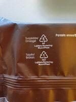Pieni suklaaleivos - Instruction de recyclage et/ou informations d'emballage - fi