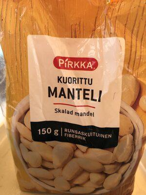Kuorittu manteli - Produit - fi