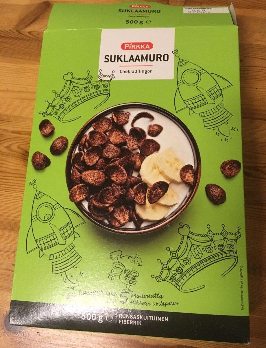 Suklaamuro - Produit