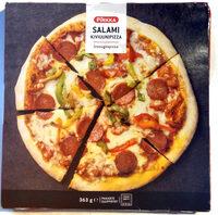 Salami kiviuunipizza - Product - fi