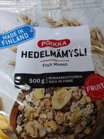 Fruit Müsli - 产品 - en