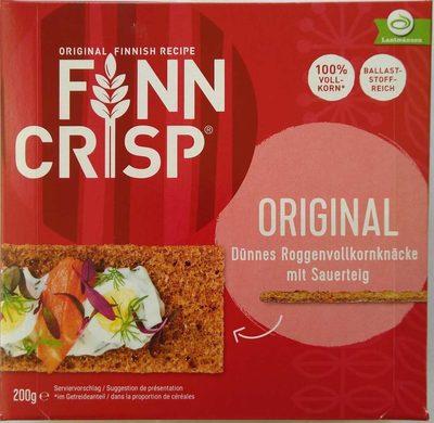 Finn Crisp - Product - de