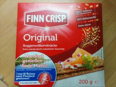 Finn Crisp - Product