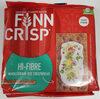Finn Crisp Hi-fiber Crisp Bread - Producto