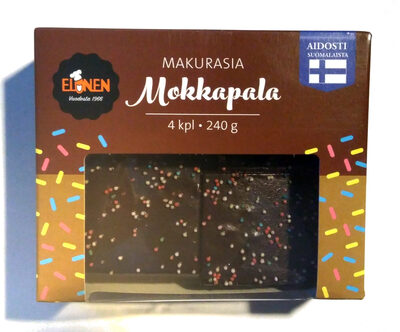 Makurasia mokkapala - Product - fi