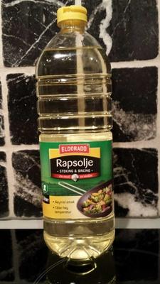 Rapsolje - Product