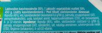 Benecol kasvislevite - Ingredients