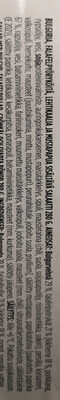 Falafel-bulgur Power Bowl - Ingrédients