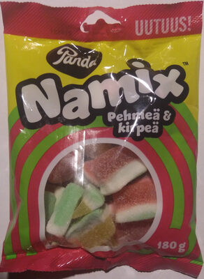 Namix Pehmeä & Kirpeä - Product - fi