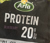 Protein Blueberry - Product - en