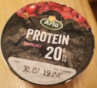 Protein Raspberry - Product