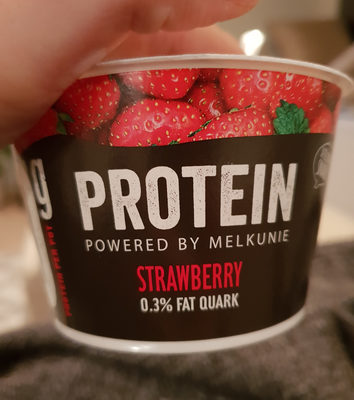 Protein 20g strawberry - Product - en