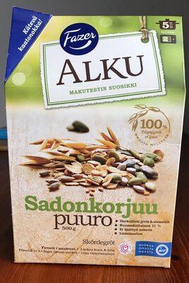 Alku Sadonkorjuu puuro - Product