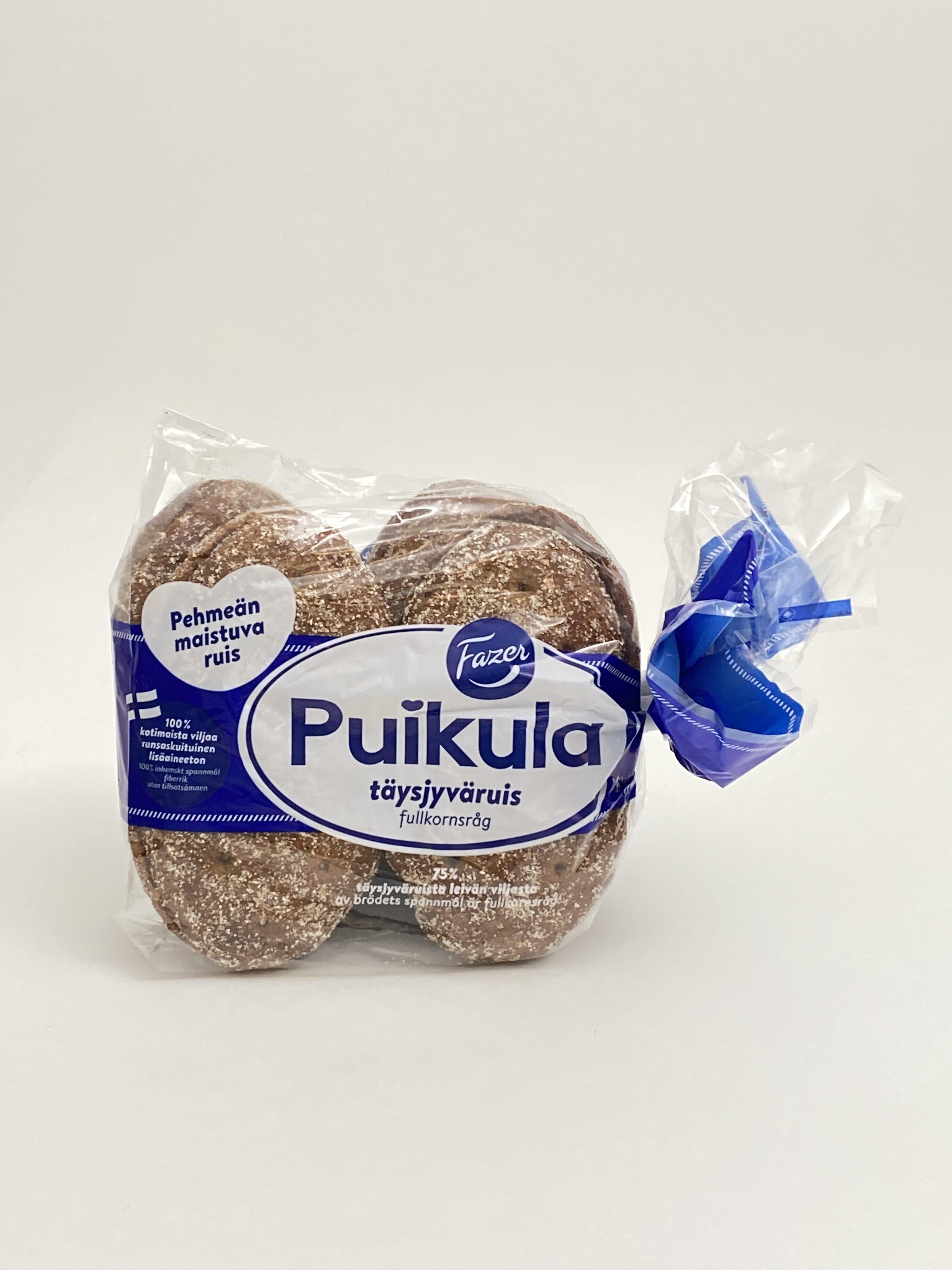 Puikula täysjyvaruis - Produit - fi