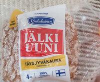 Jälkiuunipalat Täysjyväkauraleipä - Produit - fi