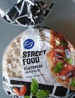 Flatbread Street Food - Produit - fi