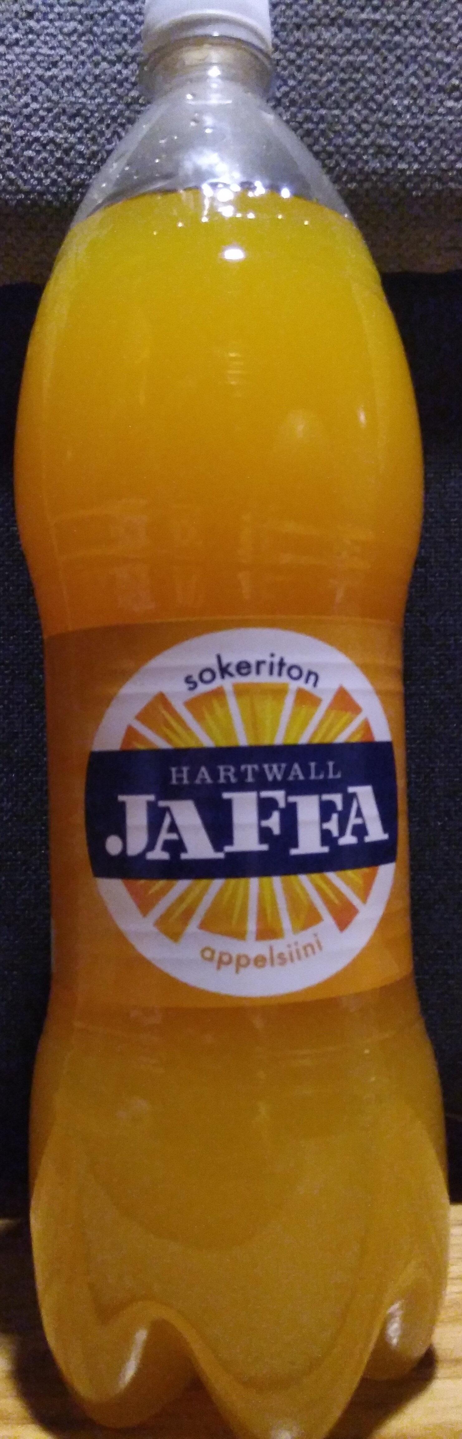 Sokeriton Jaffa - Product