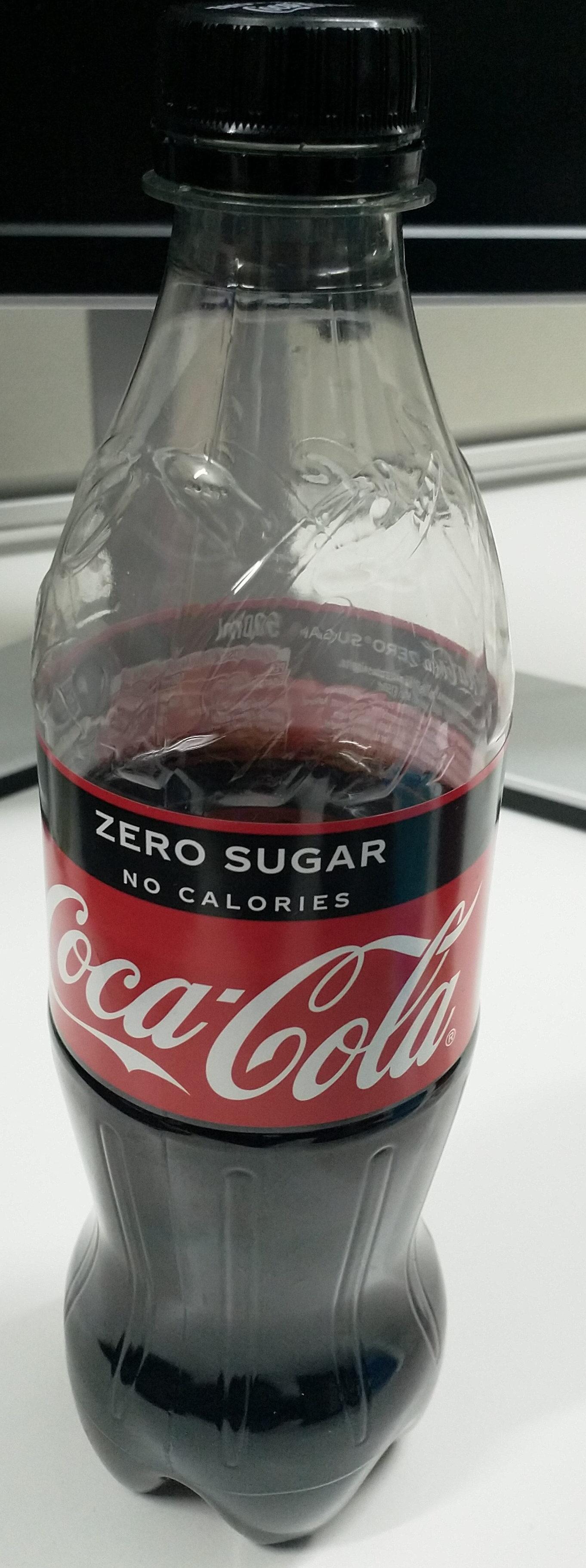 Coca-cola Zero Sugar - Product